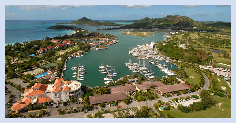 Sailing Week Jolly Harbour Antigua